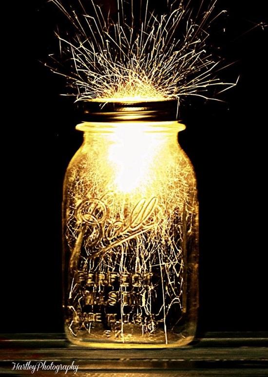 Sparkle Jar 2