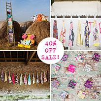 40% off shop sale!